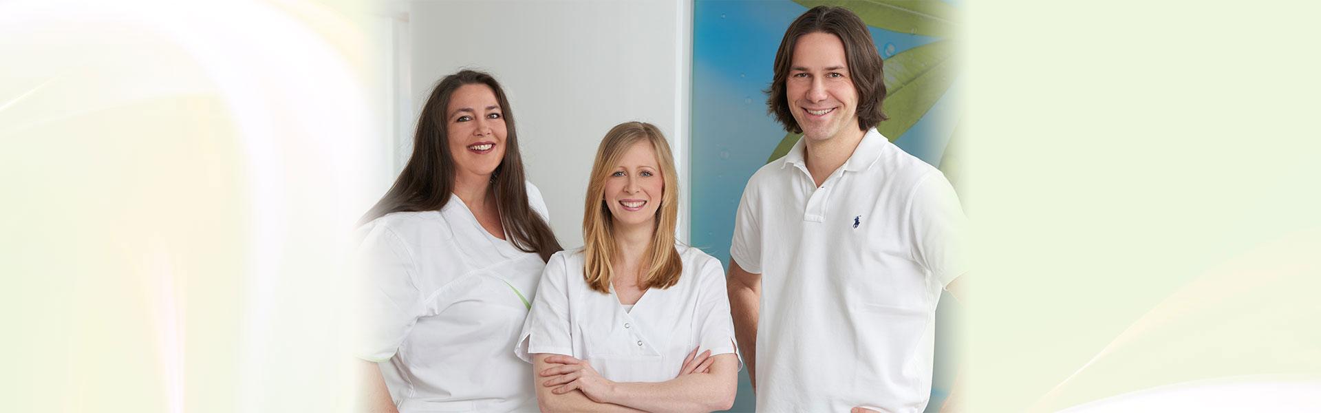 Foto der behandelnden Zahnärzte für Siegen